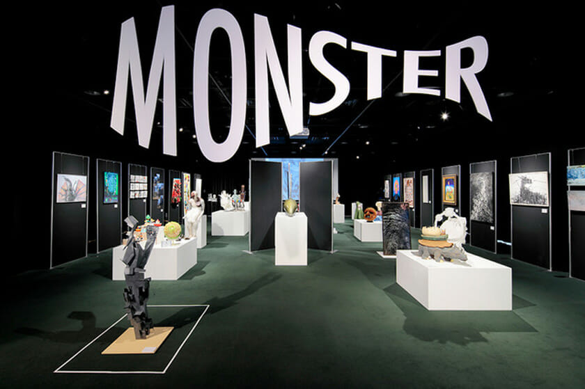 MONSTER Exhibition 2017