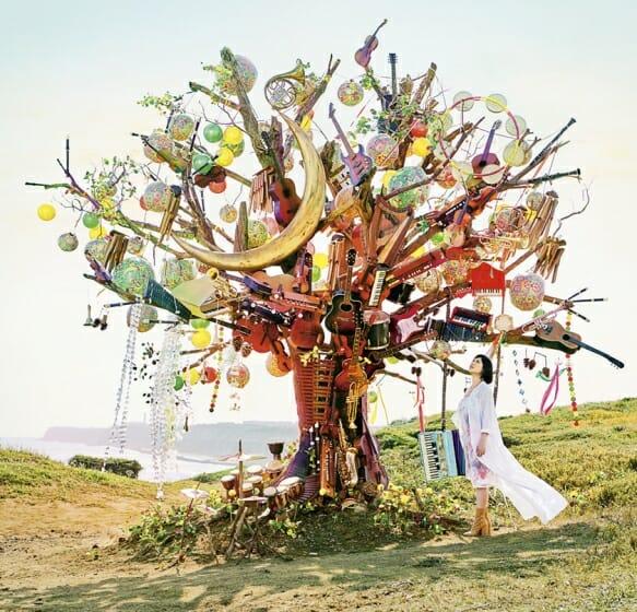 森本千絵×中島信也〈森の中〉展