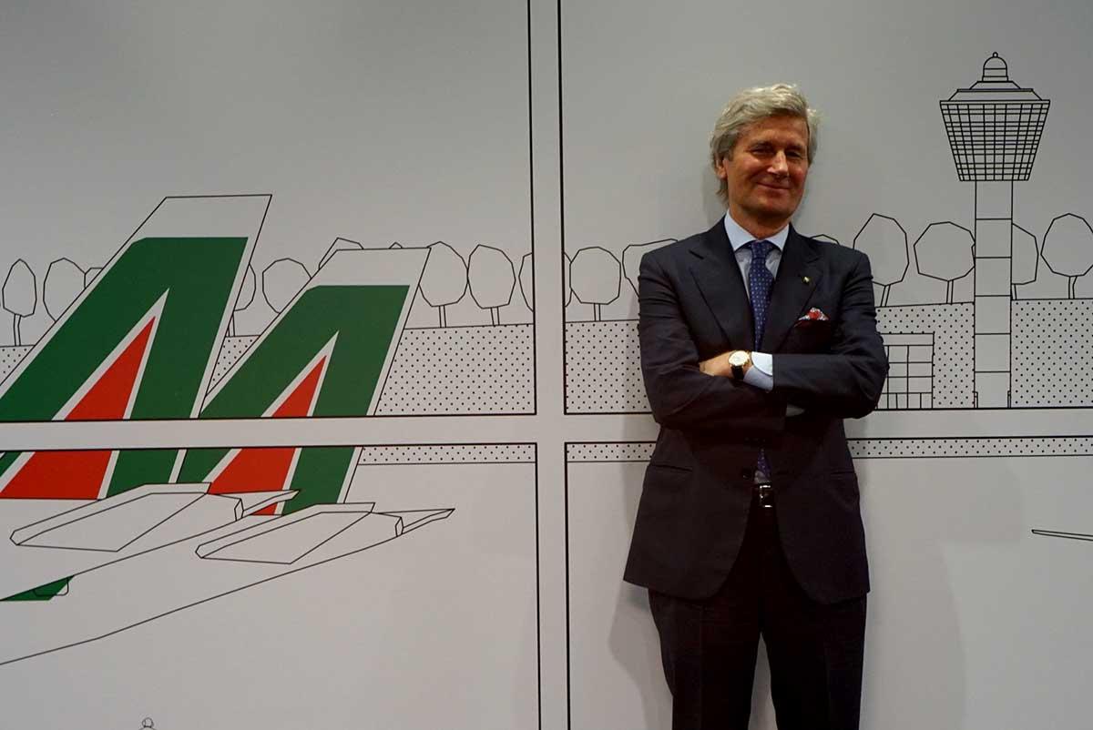 サローネ主催会社の社長に再就任したクラウディオ・ルーティさん、吉岡徳仁さんやnendoとも共同するイタリアの家具メーカーKartellの社長でもある