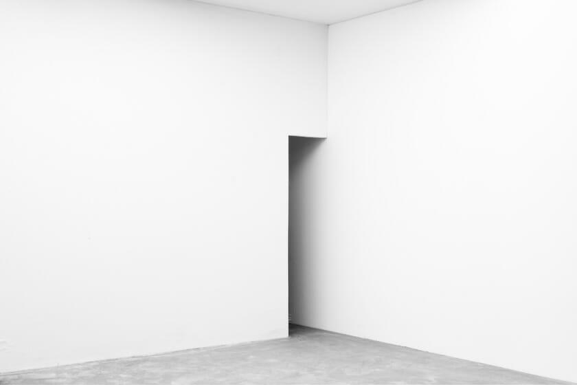 菅亮平「White Cube - 06」2013年 東京藝術大学大学美術館蔵