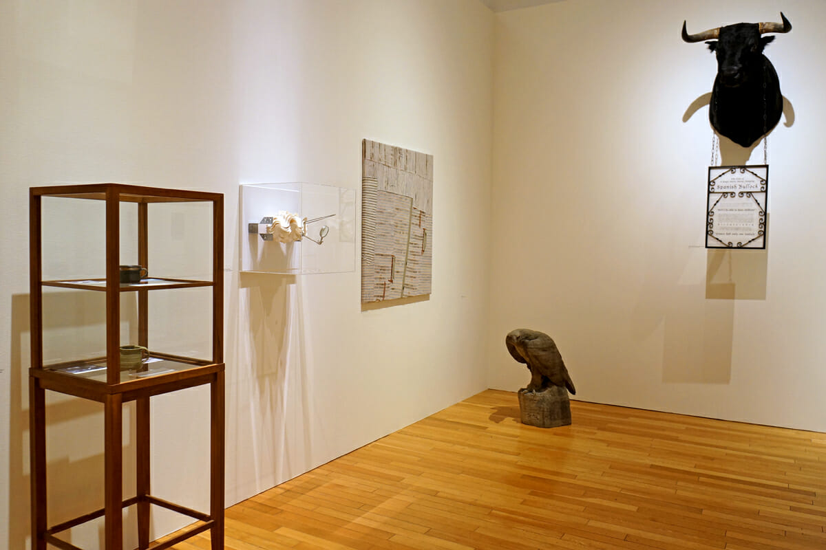 日本とイギリスのハーフであるアーティスト、サイモン・フジワラの作品