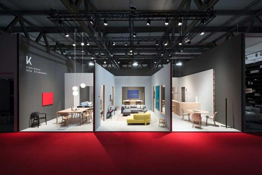 ミラノサローネ国際家具見本市での日本の家具4社、2017年の戦い方