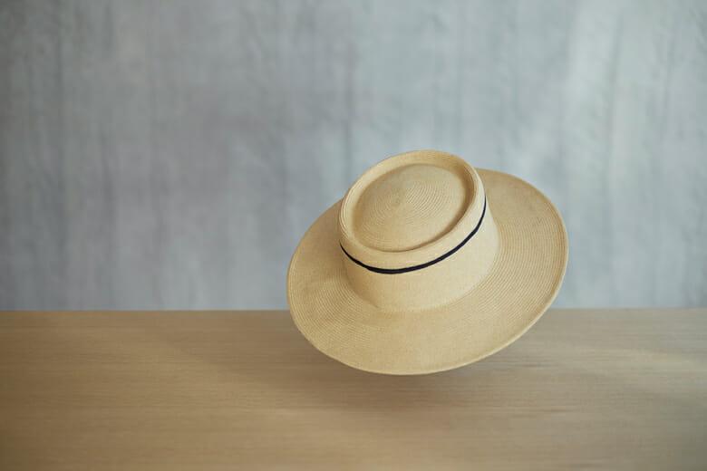 ブレードの帽子