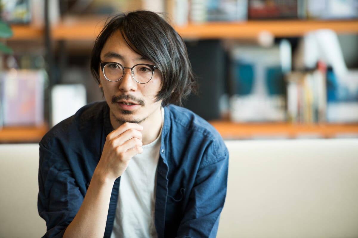 「共通言語」からアイデアやコンセプトはつくられていく-松倉早星インタビュー(1)