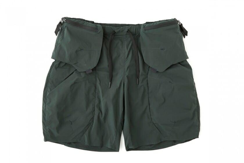 zak shorts /karu stretch