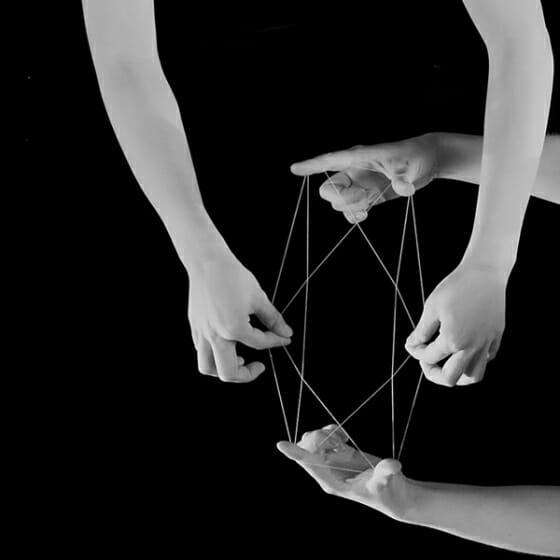 盛 圭太《Strings》2017 ©ADAGP Keita Mori Courtesy the artist and Galerie Catherine Putman, Paris