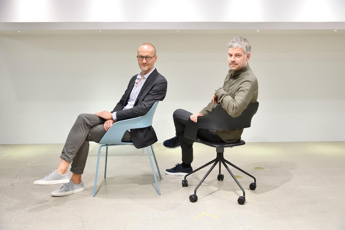 時代と共に変わるオフィス、その未来に通用するかたち、ウィルクハーンの新シリーズ「Occo(オッコ)」