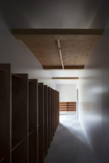 木の構築 工学院大学弓道場・ボクシング場 (8)