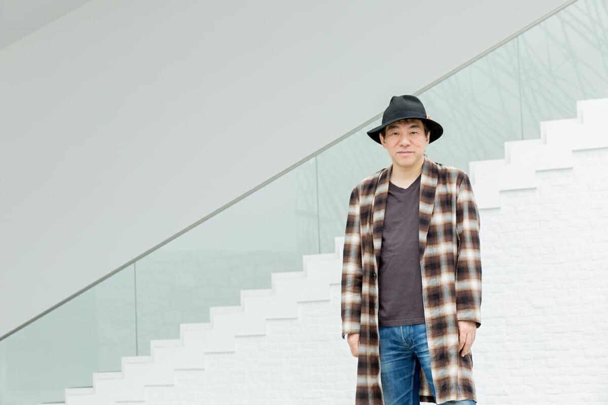 ゲストディレクターは音楽家の大友良英さん(撮影:クスミエリカ)