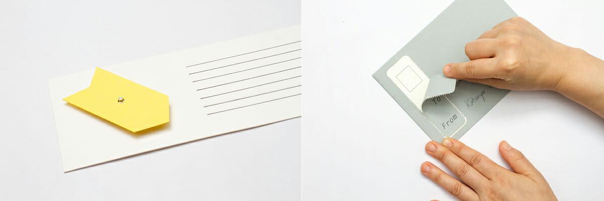 (左)原田祐馬 賞:Compass Letter/舌 佑樹、(右)三澤遥 賞:Re:Letter/鈴田克弥