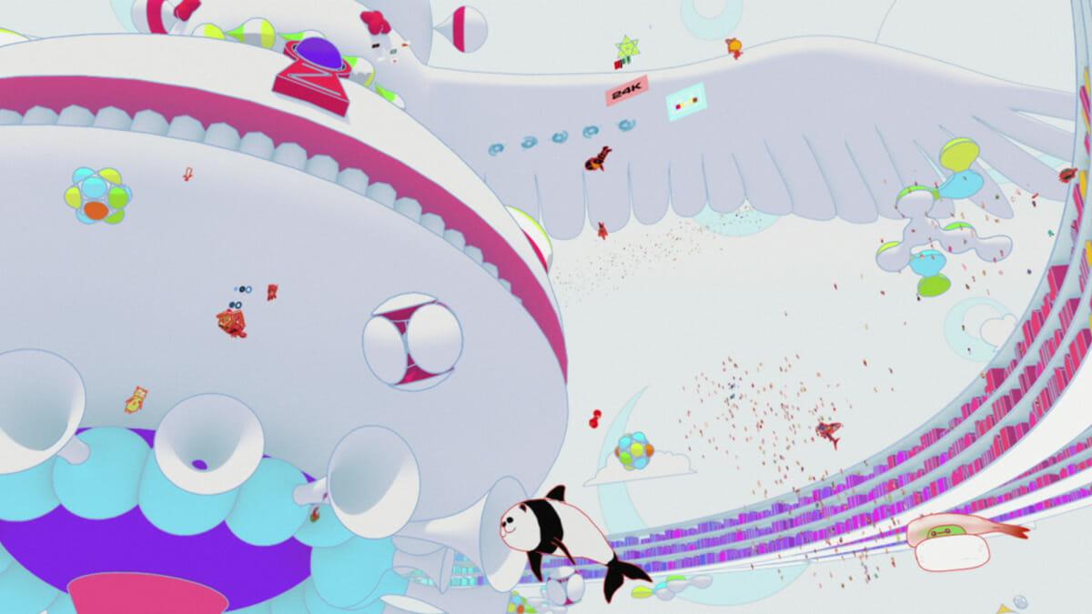 映画「サマーウォーズ」内のネット上の仮想世界「OZ」。人々は自分の分身となる<アバター>を設定して、現実世界と変わらない生活をネット上で送ることができる