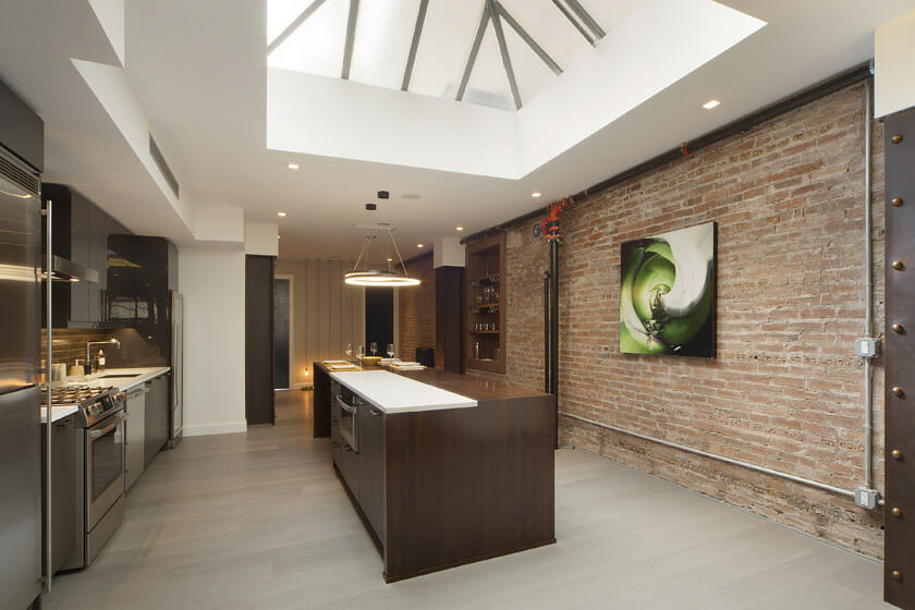 Greenwich Village New York Penthouse (2)