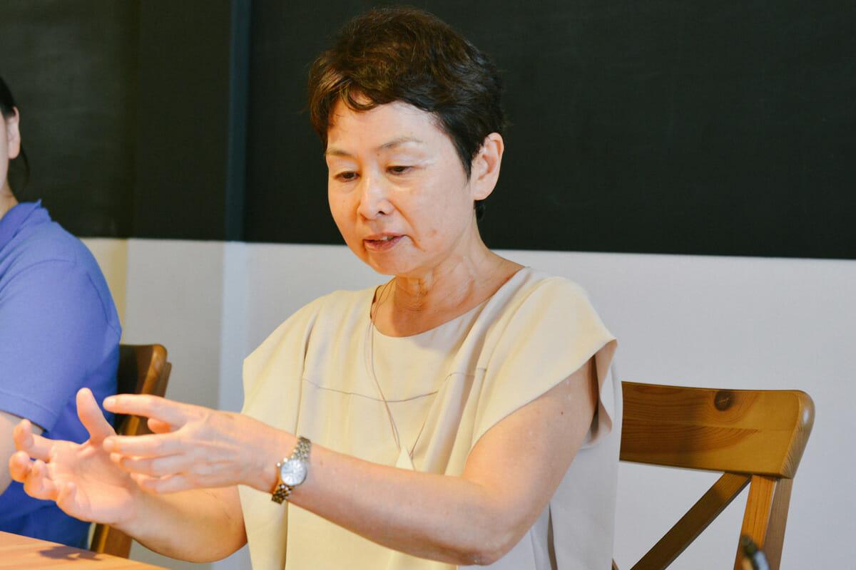 山陽製紙株式会社 原田千秋専務取締役
