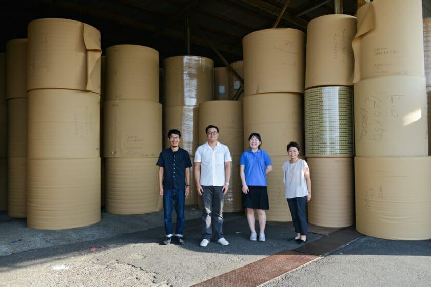 自然とふれあうきっかけをつくる、再生紙活用の新しい可能性「crep」-山陽製紙・AZUCHI(2)