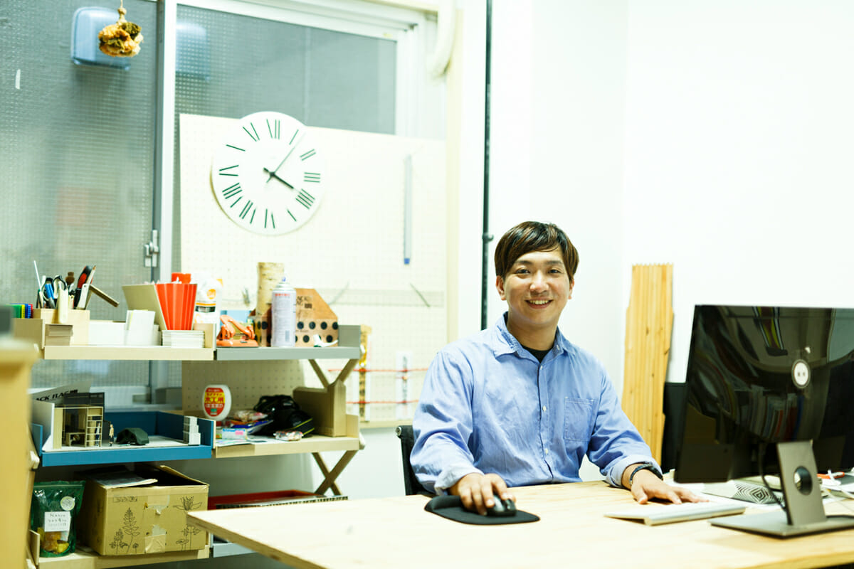 ファッションや音楽のように家具を軽やかな存在に-西尾健史(DAYS.)インタビュー(1)
