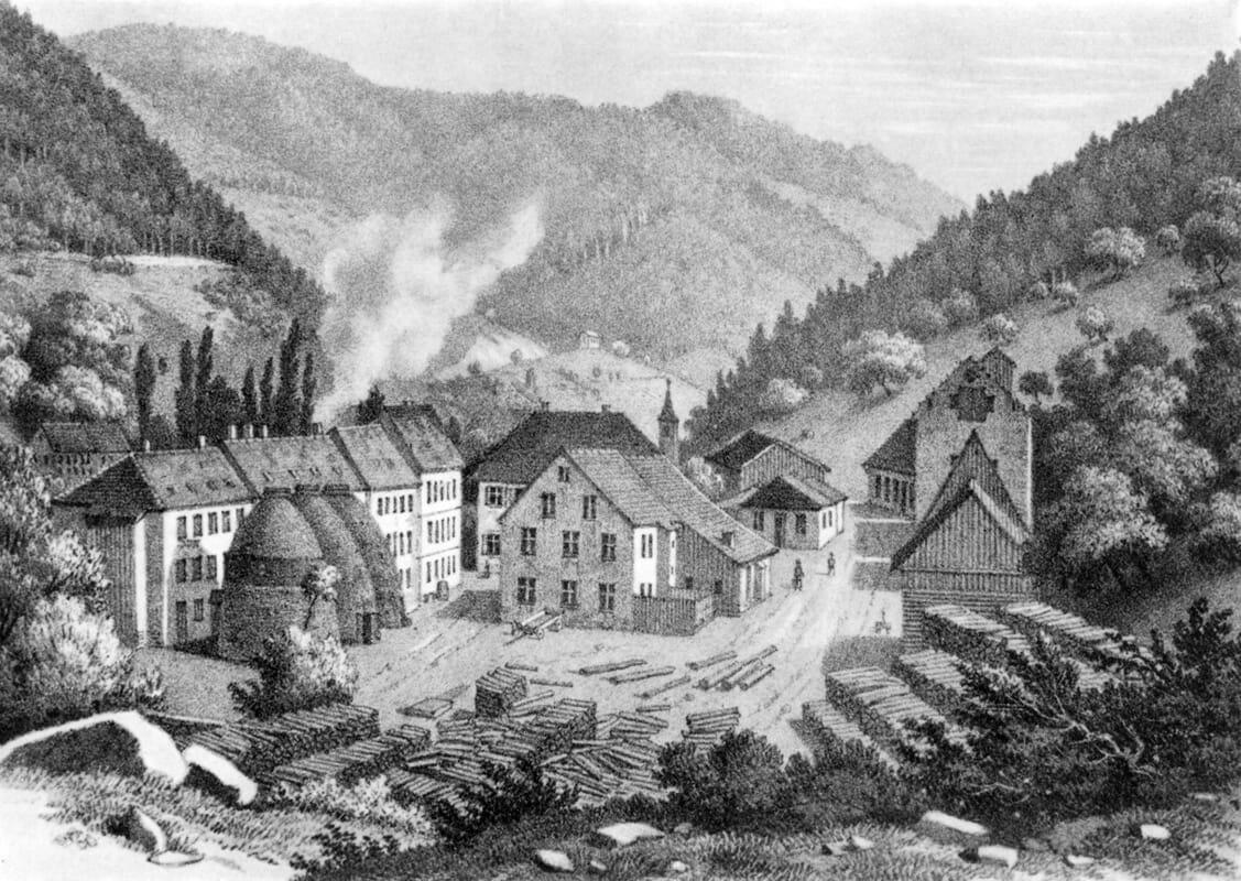 1817年、ドイツ・シュヴァルツヴァルト地域の小さな街、ホルンベルクで生まれた「DURAVIT」 ©DURAVIT