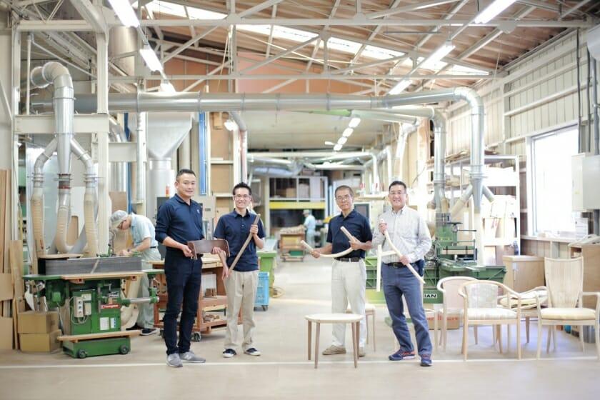 2社の技術と意匠が融合、広島から新しい生活家具を海外へ発信-「imm cologne」出展者インタビュー(1)