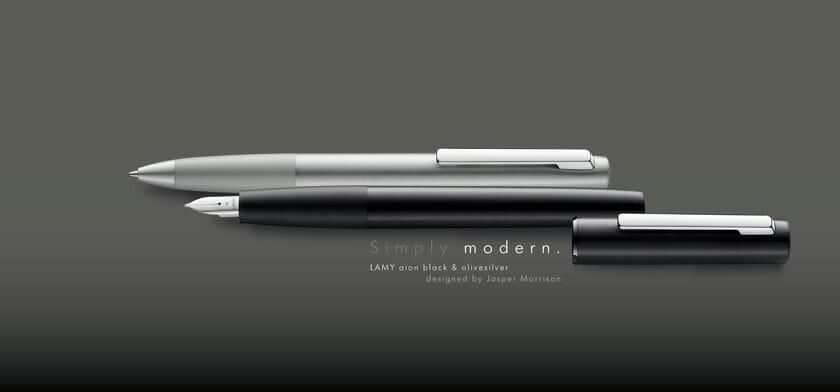 """""""描くことが楽しくなる筆記具""""の可能性を追求する「LAMY」、時代を越えて愛されるデザイン   デザイン情報サイト[JDN]"""