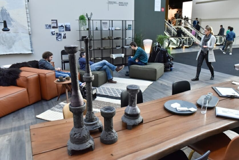 「imm cologne ケルン国際家具インテリア見本市 2018」。最新のインテリアデザインがあふれる、世界最大規模の国際見本市