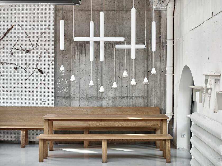 Hängeleuchte Puro von Brokis, designed 2016