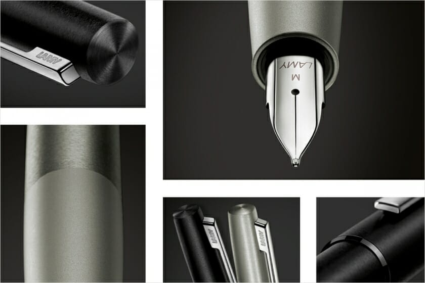"""""""描くことが楽しくなる筆記具""""の可能性を追求する「LAMY」、時代を越えて愛されるデザイン"""