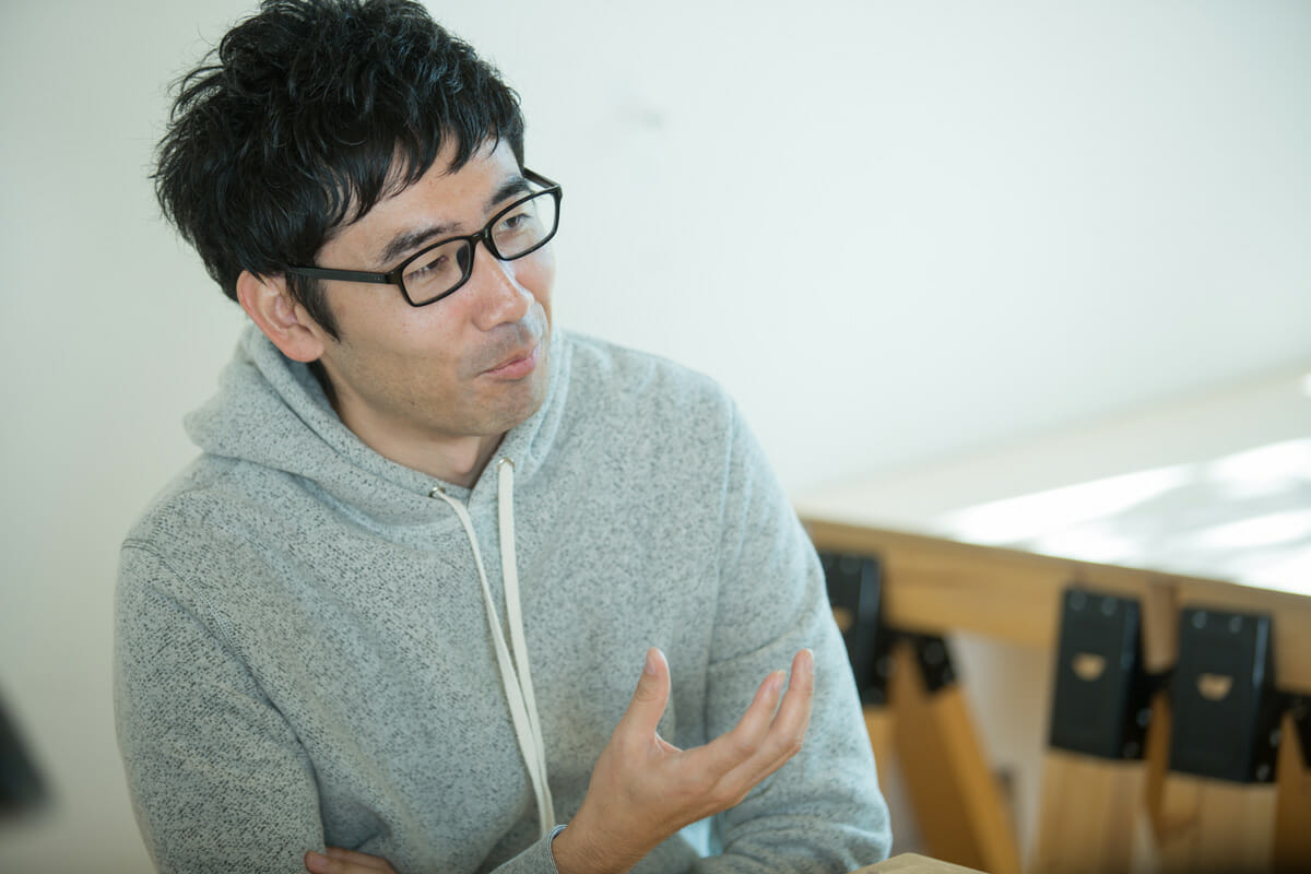 GMOペパボ株式会社 社長室 マネージャー 杉山寛さん