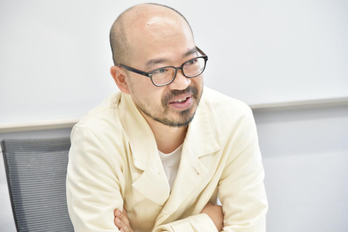 大松俊紀インタビュー画像