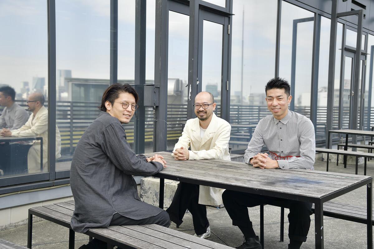 大松俊紀と小川暢人と髙平洋平インタビュー画像