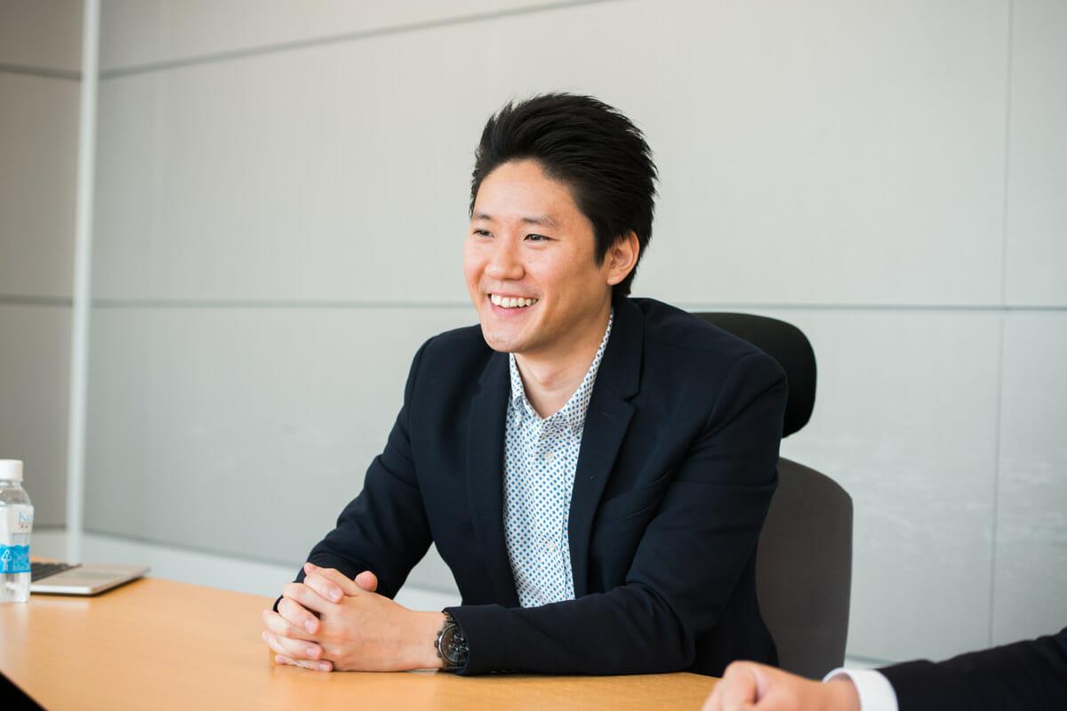 ANAホールディングス株式会社 デジタル・デザイン・ラボ イノベーション・リサーチャー 梶谷ケビンさん