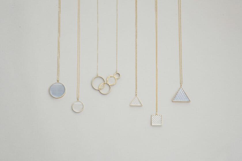 元素|seelement-切り子ネックレス (3)