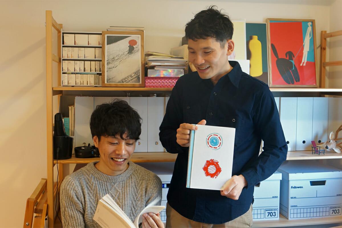 (写真左から)松田洋和さん、田渕正敏さん