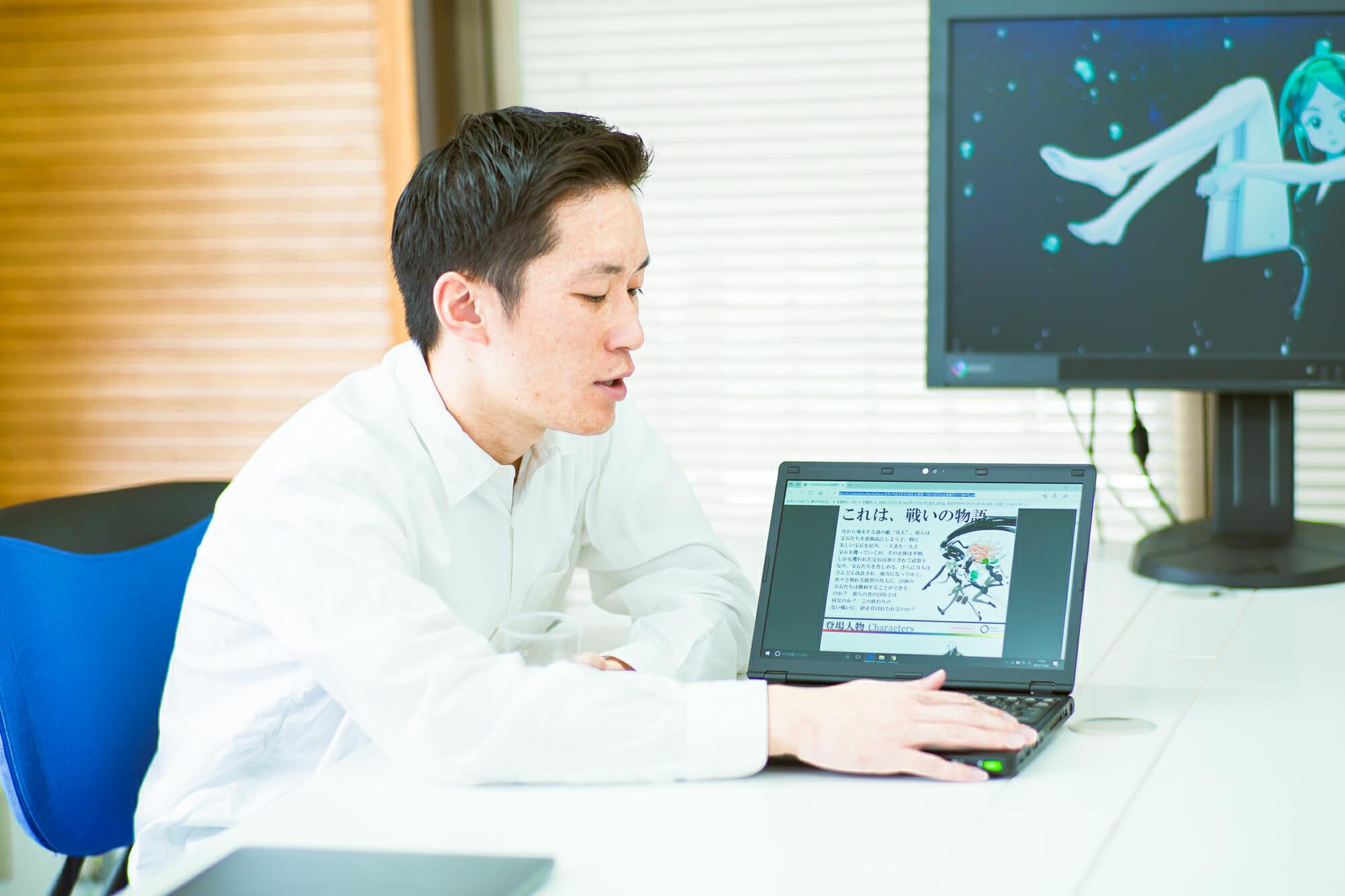 東宝株式会社 武井克弘さん