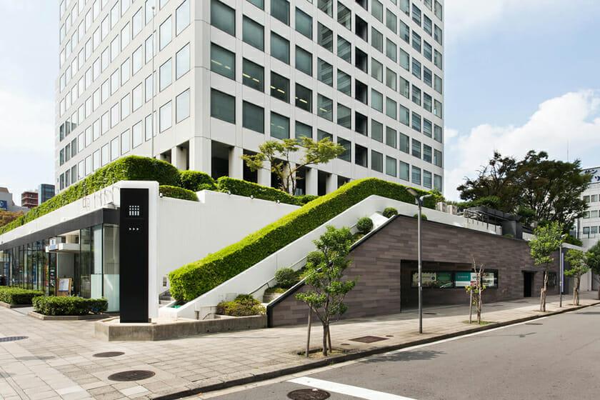 大阪国際ビルディング 外観
