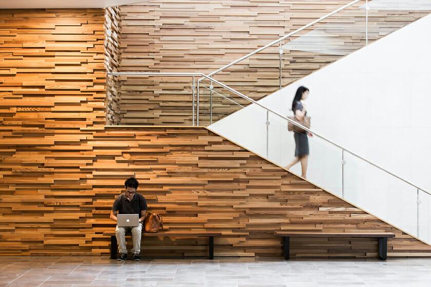 大阪国際ビルディング エントランス画像