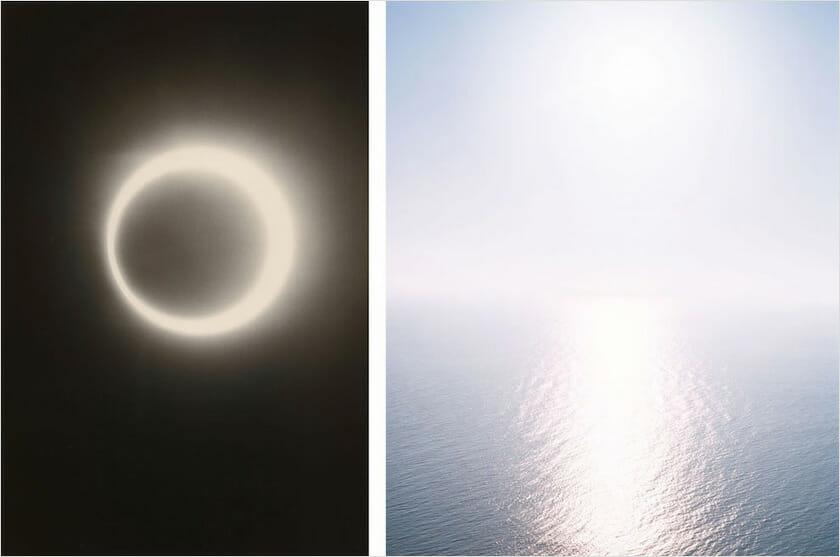 木村朗子と山本昌男の写真展「うちなる光 -stillness-」