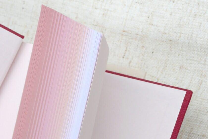 第12回:美篶堂のさくら咲くノート