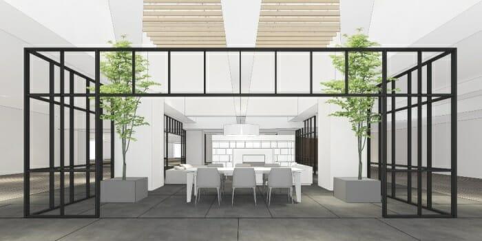 インテリアショップ「アクタス・新宿本店」が、ユーロブランドを強化して3月3日にリニューアルオープン