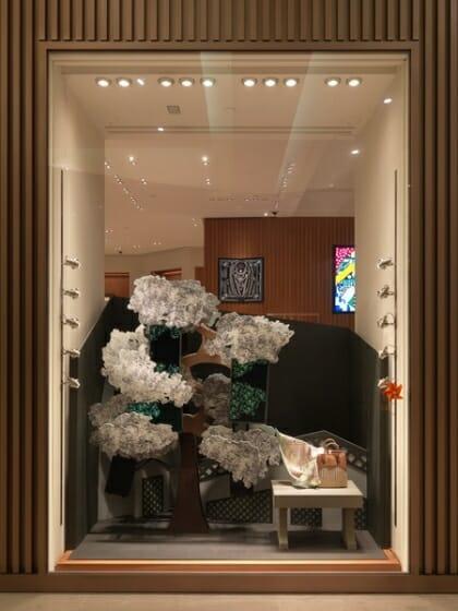 Hermès Taiwan 2017 Special Window Display (3)