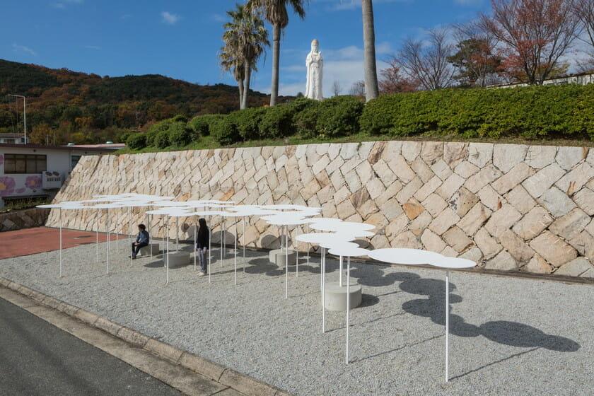 小豆島のバス停 (2)