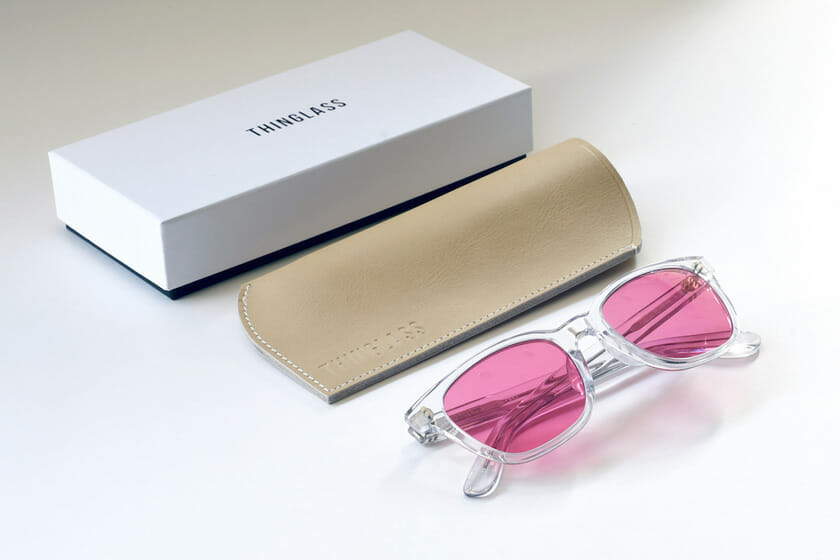 THINGLASS×荒岡眼鏡 特別モデル「#TOKI_TA01」 (3)