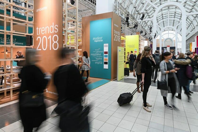 消費財ビジネスの行方を占うアンビエンテ、2018年のトレンドと日本ブランド(1)