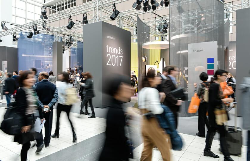 世界最大の国際見本市「アンビエンテ」が、ドイツ・フランクフルトで2月9日から開催