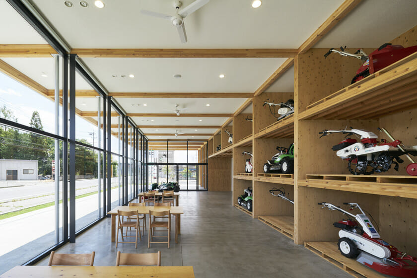 OREC green lab 長野 (3)