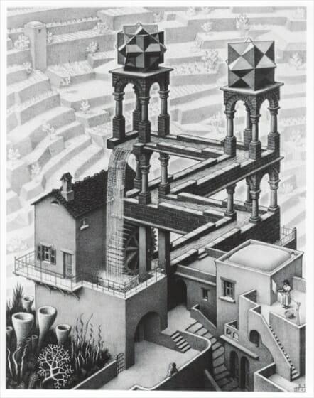 生誕120年 イスラエル博物館所蔵 ミラクル エッシャー展