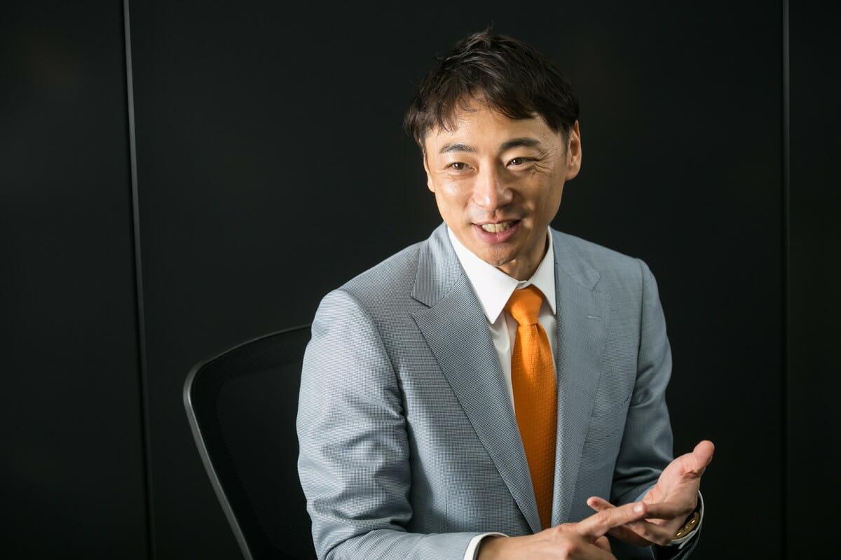 セブン・ドリーマーズ・ラボラトリーズ株式会社代表取締役社長・阪根信一さん