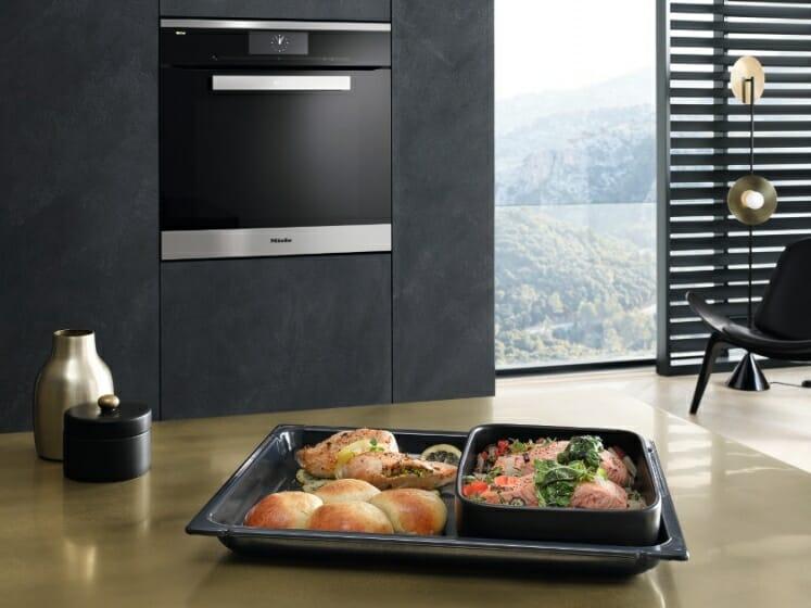 ドイツの家電ブランド「Miele」が、世界最大の国際キッチン見本市「ユーロクチーナ」で新製品を発表