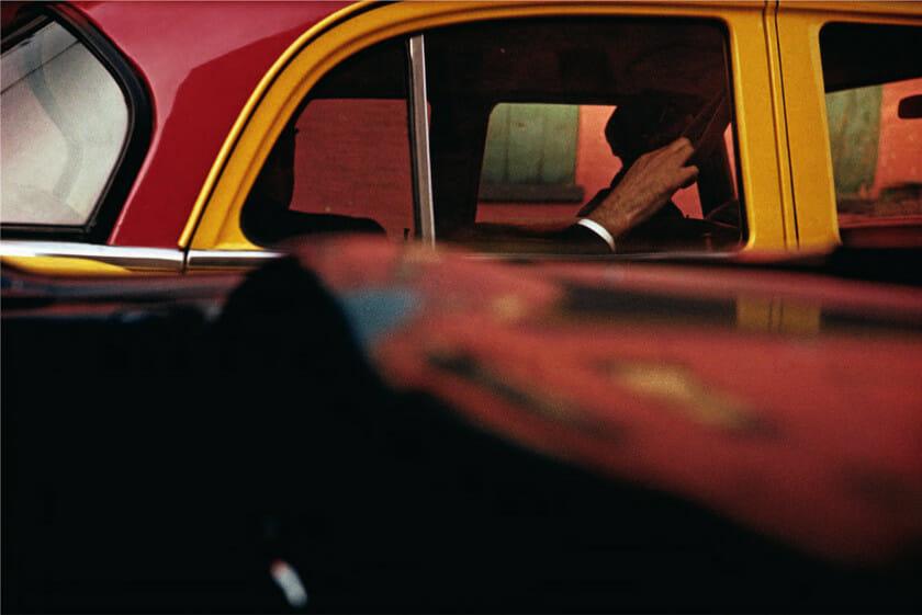 ニューヨークが生んだ伝説 写真家 ソール・ライター展