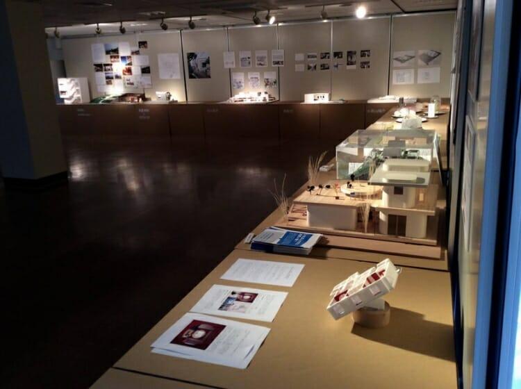 建築展「地域と生活を考える」
