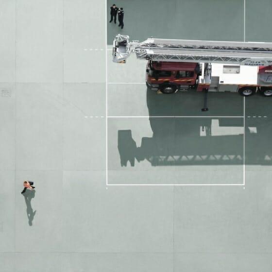チャン・ディック「Chai Wan Fire Station」