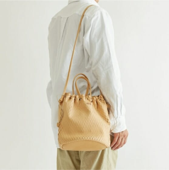 NET  BUCKET BAG (1)